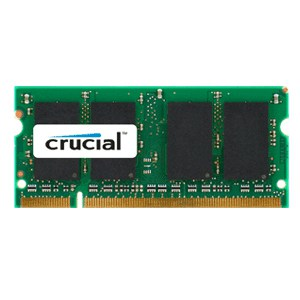 Crucial 16GBKit (8GBx2) MAC 1866MHz SO-DIMM