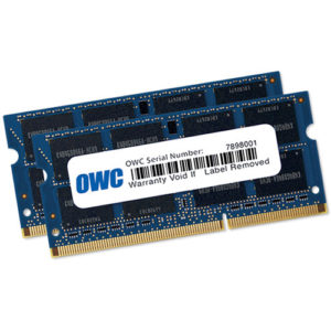 Crucial Mac 32GBKit (16GBx2) DDR3L 1866Hz SO-DIMM