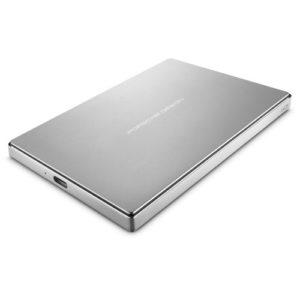 LaCie Porsche Drive 1Tb USB-C Silver