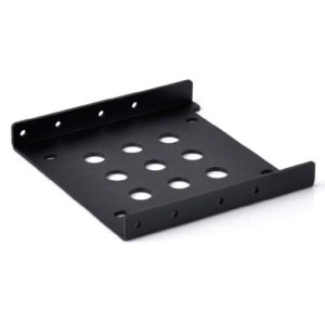 Orico  3.5' to 2.5' Aluminum SSD Bracket Black