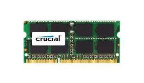 Crucial 4GB 1600MHz SO-Dimm