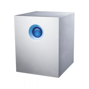 LaCie 10TB 5big Thunderbolt2 with Cable RAID 5/6