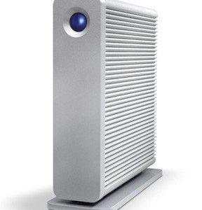 LaCie D2 Quadra V3 Drive 3TB USB3.0 / FireWire / eSATA