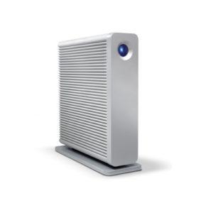 LaCie D2 Quadra V3 Drive 5TB USB3.0 / FireWire 800 / eSATA