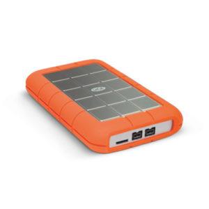 LaCie Rugged Mini Drive 2TB FW800&USB3