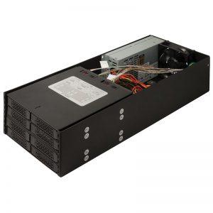 Sonnet Mobile Rack - QIO|4x2.5' SSD QIO Pro Reader