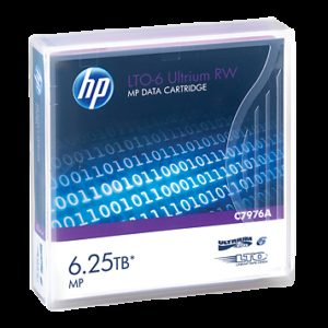 HP RW LTO-6 Cartridge