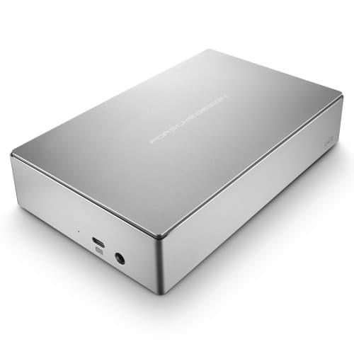 LaCie Porsche Design Desktop Drive 8TB USB-C