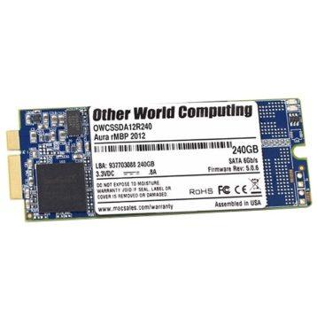 OWC Aura 240GB 2012-13 MBP Retina mSATA SSD