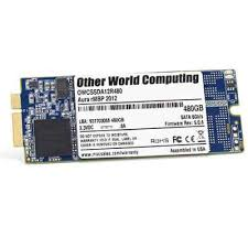 OWC Aura 480GB 2012-13 MBP Retina mSATA SSD