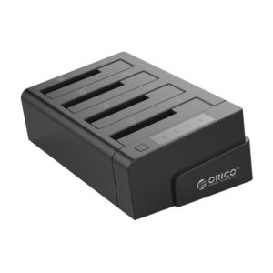 Orico 4 Bay USB3.0 to 2.5' and 3.5' Hard Drive Dock