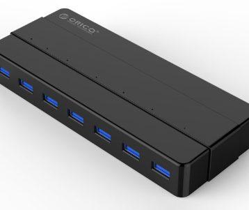 Orico 7 Port USB3.0 Desktop HUB 12V3A Power Adapter