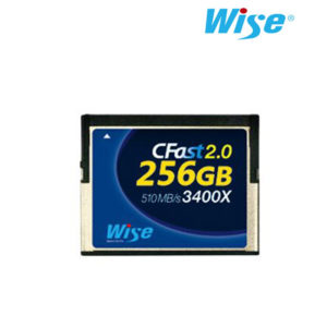 Wise CFast 2.0 Card 256GB (For BMD URSA / URSA Mini)