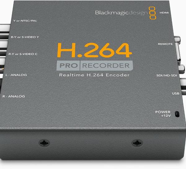 Blackmagic H264 Pro Recorder Digital Depot
