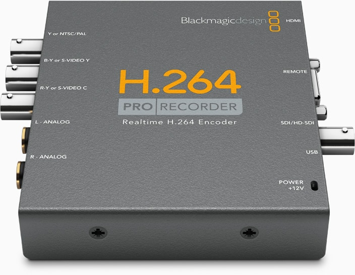 Blackmagic H264 Pro Recorder Digital Depot