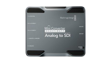 BlackMagic Mini Converter Heavy Duty - Analog to SDI