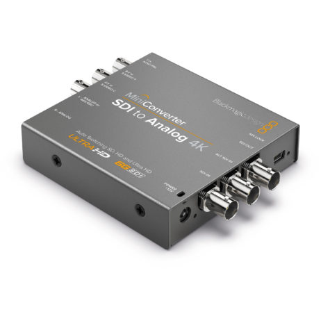 BlackMagic Mini Converters - SDI to Analog