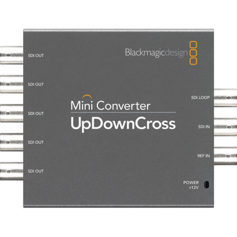 BlackMagic Mini Converters - UpDownCross