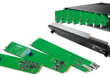 BlackMagic OpenGear Converter - SDI to Audio