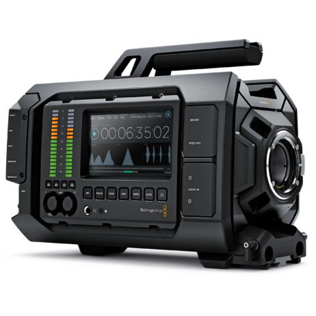 Blackmagic URSA Camera EF