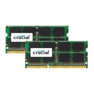 Crucial 16GB kit (2x8GB) 1600MHz MAC SO-Dimm