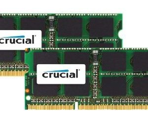 Crucial 8GB kit (2x4GB) 1333MHz MAC SO-Dimm
