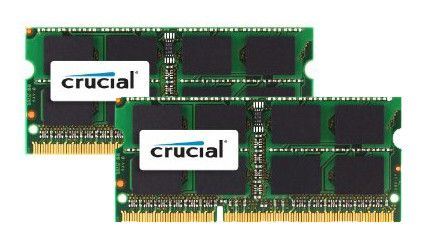 Crucial 8GB kit (2x4GB) 1066MHz MAC SO-Dimm