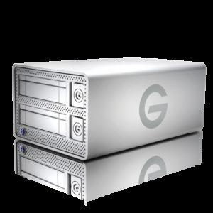 G-Tech G-Dock EV Thunderbolt JBOD Enclosure