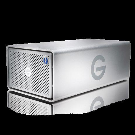 G-Tech G-RAID Thunderbolt 2 & USB 3.0 20TB Removable Dual-Drive Storage