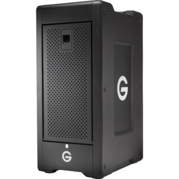 G-Tech G-Speed Shuttle XL Series 32TB Thunderbolt 2