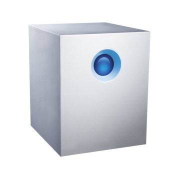 LaCie 20TB 5big Thunderbolt2 with Cable RAID 5/6