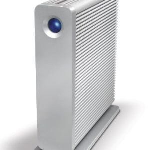 LaCie D2 Quadra V3 Drive 4TB USB3.0 / FireWire 800 / eSATA