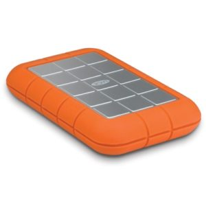 LaCie Rugged Mini Drive 1TB FW800&USB3