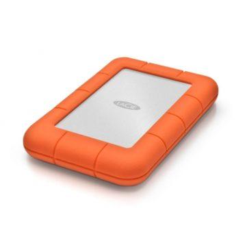 LaCie Rugged Mini Drive 2TB USB3.0
