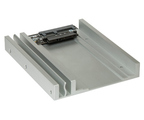Sonnet Transposer 2.5 inch SSD to 3.5 inch drive tray adapter