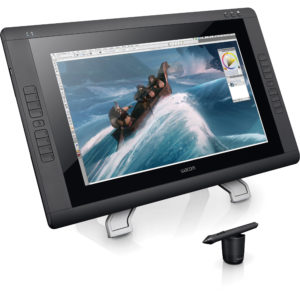 Wacom Cintiq 22HD Pen & Touch Display
