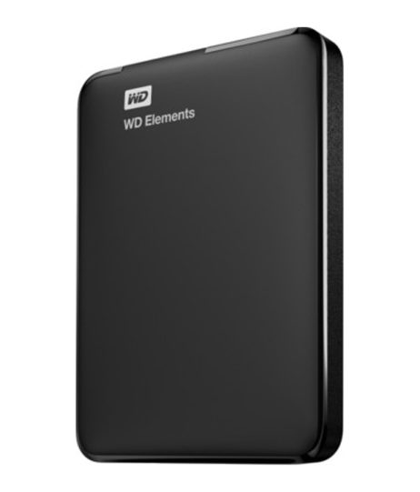 WD Elements 2.5' 1TB USB3.0 Black