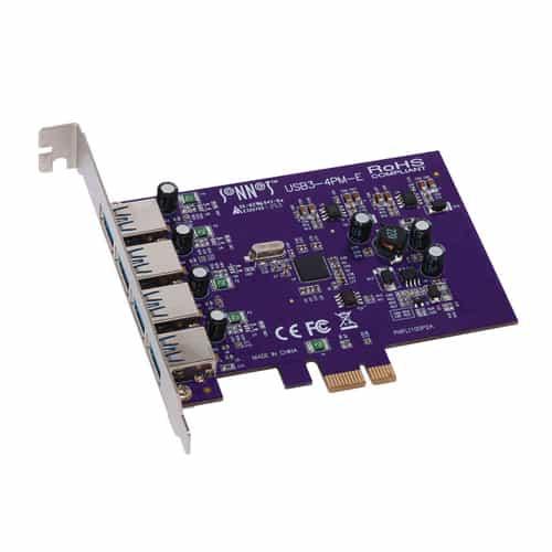 PCIe cards